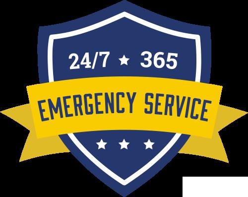 24 / 7 Service